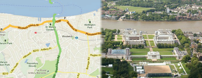 Hotels near Greenwich