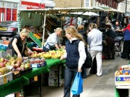 North End Road Market
