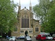St John's Hyde Park Church