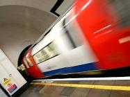 Victoria Tube Station