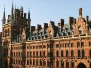 Victorian gothic architecture