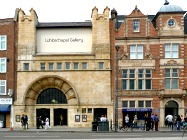 The Whitechapel Gallery