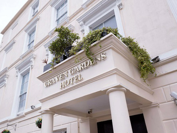 Craven Gardens Hotel is situated in a prime location in Bayswater close to Kensington Gardens