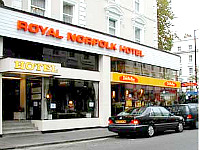 Royal Norfolk Hotel, Londyn