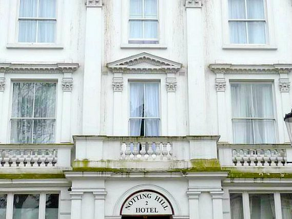 Witamy w Notting Hill Hotel