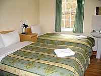 A typical triple room at Belgrove Hotel