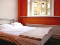 Double room at Journeys Kings Cross