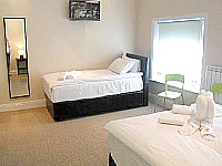 Triple rooms are ideal for friends or families
